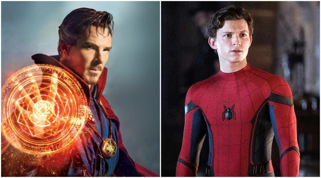 Benedict Cumberbatch and Tom Holland are about to pair up