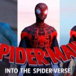 What is the fan poster released in Spider-Man Spider Verse 2?